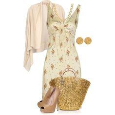 Moda LOLO: elegantes vestidos de las señoras