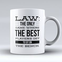 Looking for the best & top rated Lawyer Coffee Mug - Attorney Coffee Cup - Funny Lawyer & Attorney Gifts - Law School Memes, School Humor, Motivational Picture Quotes, True Quotes, Qoutes, Graduation Shirts For Family, Graduation Ideas, Lawyer Quotes, Lawyer Humor