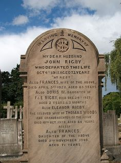 famous graves | FAMOUS GRAVE,,,,,ELEANOR RIGBY.
