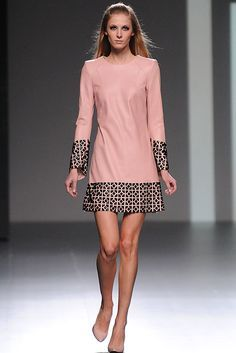 Teresa Helbig - Runaway Mercedes Benz Fashion Week Madrid Fall-Winter 2013/2014