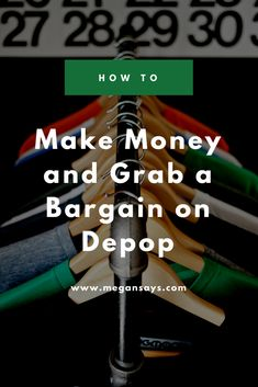 77700ff72555 How to Make Money and Grab a Bargain on Depop