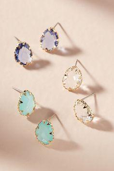 Slide View: 1: Vega Earrings Set