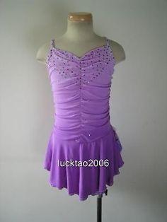 Gorgeous Figure Skating Dress Ice Skating Dress #6729