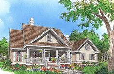 Home Plan The Ogden by Donald A. Gardner Architects