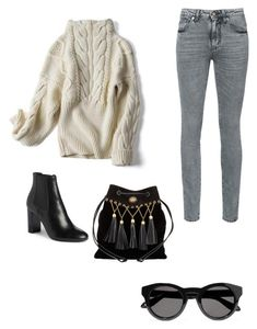"""""""chics"""" by mchlap on Polyvore featuring Yves Saint Laurent, Miu Miu and Givenchy"""
