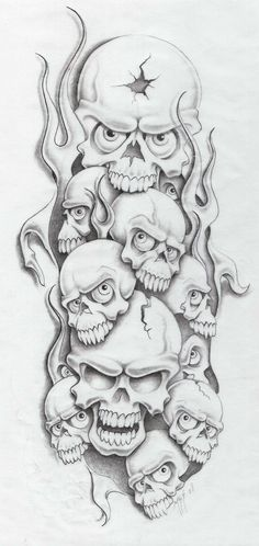 skull sesson by markfellows on DeviantArt