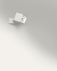 Discover the wall light MLN DAU SPOT 6880 designed by Stefan Kährs of Milan Iluminación. Lighting designed and manufactured. Spot Led, Lighting Design, Wall Lights, Stud Earrings, Light Design, Appliques, Wall Fixtures, Studs, Stud Earring