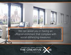 The Creative Axis Architects can assist in reducing the transition stress of your workforce and help smooth out the process of returning to work in a post-COVID-19 environment.  (011) 339-1217 info@creativeaxis.co.za www.creativeaxis.co.za  #newnormal #covid19 #lockdownsa #workplace #spacialdesign #healthandsafety #interiordesign #riskanalysis #graphicdesign #branding #retrofitting #employeesafety #automatedsanitisationstations #architecture #architects #thecreativeaxisarchitects #TCA Risk Analysis, Office Environment, Return To Work, Health And Safety, Workplace, Architects, Innovation, My Design, Stress