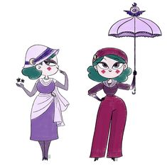 Eclipsa is my favorite Star vs the forces of evil character.