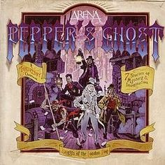 Arena | Pepper's Ghost