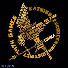 """Hunger Games """"Mockingword"""""""