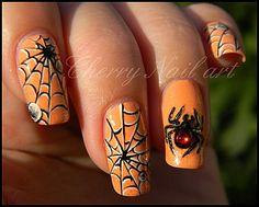 cherry nail art design décoration ongles manucure-copie-10