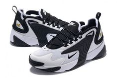 3799bbd7424 Nike Zoom 2K White Black Shoes AO0269-101 Free Shipping-1