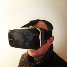 VR comes to Mark Stephens Architects #WatchThisSpace