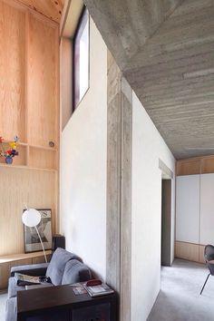 concrete+timber