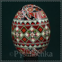 Real Ukrainian Pysanky Chicken Pysanka High Quality byRoman Easter Egg Hand made | eBay