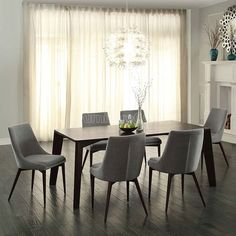 Inspired Dining Rooms On Pinterest Dining Room Sets Round Dining