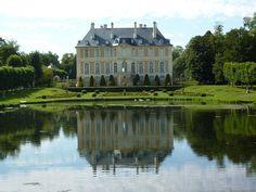 Château de Vendeuvre, Normandy, France