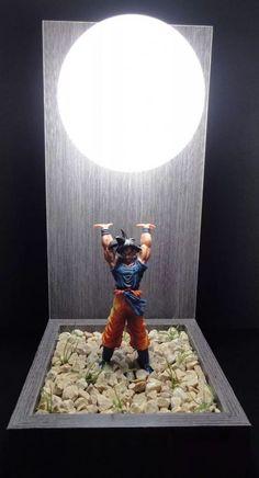 paralume lampada + bambola goku dragon ball genki lady Source by Chrizzlybeard Sala Nerd, Deco Gamer, Geek Room, Geek Decor, Vintage Industrial Lighting, Game Room Design, Game Room Decor, Deco Design, Studio Design