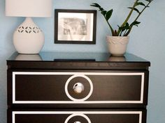 The little dresser that could is getting all kinds of glam in this DIY roundup.