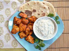 Saffron Road Tandoori Seasoned Chicken Nuggets via Budget Bytes