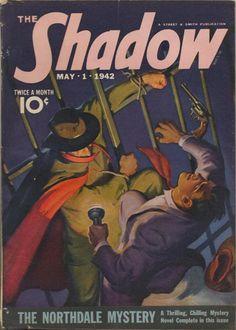 Shadow Magazine Vol 1 #245 May, 1942