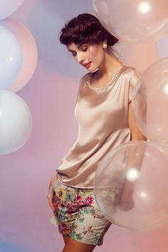 © Moda Glamour Italia: Verysimple: La nuova Collezione P/E 2015