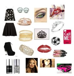 """I Am What I Am"" by lovetoonight ❤ liked on Polyvore"