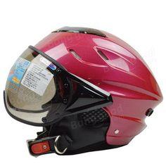 Motorbike Riding Driving Protective Half Face Helmet ZEUS 125B Sale - Banggood.com