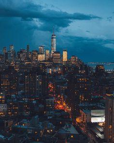 The city that never sleeps by @maybelline #newyorkcityfeelings #nyc #newyork