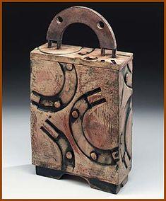 JANEY SKEER CLAY & STEEL - DENVER ARTIST - Gallery of Works - Boxes