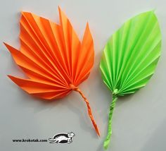 alternative to same old fall leaf projects