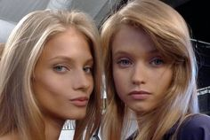 abbey lee kershaw is one of my favourite models partly because she is from melbourne! i still cant believe she won the girlfriend model sear. Ice Blonde, Dark Blonde, Blonde Hair, Blonde Color, Anna Selezneva, Abbey Lee Kershaw, Nude Makeup, Neutral Makeup, Shades Of Blonde
