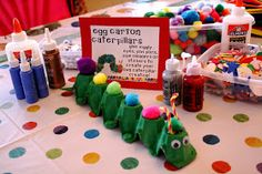 bachmanville: charlotte's 'very hungry caterpillar' party