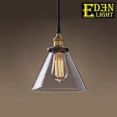 Eden Light is a progressive lighting company committed to bringing the best quality, most stylish and affordable light fittings to NZ. Glass Pendant Light, Glass Pendants, Industrial Pendant Lights, Pendant Lighting, Lighting Companies, Pendant Design, Light Fittings, Light Colors, Light Bulb