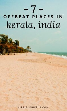 Kerala is a gorgeous travel destination India. And while the things to do there are well known, here are SEVEN lesser known, off the beaten path places that you'll fall in love with! Travel Tips Kerala Travel, India Travel Guide, Kerala Tourism, Asia Travel, Travel 2017, Tourist Places, Places To Travel, Travel Destinations, Munnar