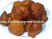 Boules au miel - Cuisine Marocaine