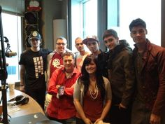 The Wanted, Wanted at KDWB, For Now