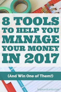 Looking for tools to help you manage your money in the new year? Love these awesome apps for budgeting, saving, and paying off debt.