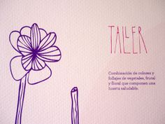 Aficheta Taller - Festival Fluir By Celeste Mazzariol