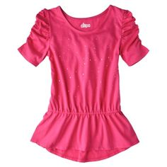Circo® Girls' Tunic