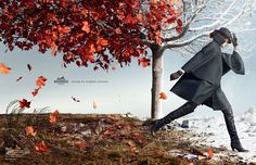 Hermes Fall/Winter 2012-2013 Campaign