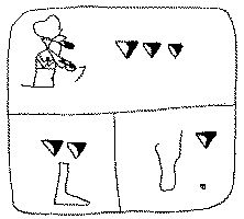 Ancient Egyptian Cuneiform writing was also evident alongside Egyptian Hieroglyphs in 4468 BCE.  Scholars believe that the invention of writing is credited to the Sumerians C.3500 BCE