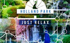Un bellissimo parco nel cuore di Londra Nel cuore di Londra, vicino ai quartieri posh di Notting Hill e Kensington, potete trovare un bellissimo parco pubblico, Holland Park. Al suo interno, pavoni, scoiattoli, due giardini giapponesi e mo #hollandpark #viaggi #londra