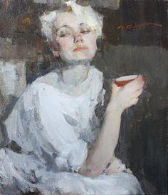 REPINART (home of russian impressionism): Contemporary artist Vadim Suvorov - Tsirkulenko