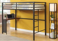 Twin Loft Bed w/ Workstation, /category/youth/twin-loft-bed-w-workstation-5.html