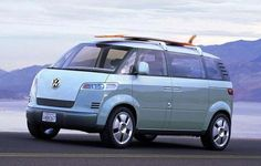 vw, please bring back the 2001 concept microbus, and make it a plug-in hybrid