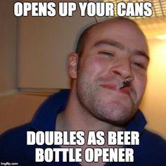 My GOODGUYGREG Beer Bottle Opener