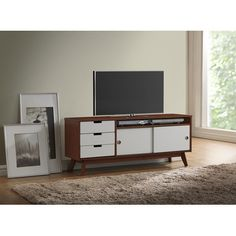 Wholesale Interiors TV Stand & Reviews | Wayfair