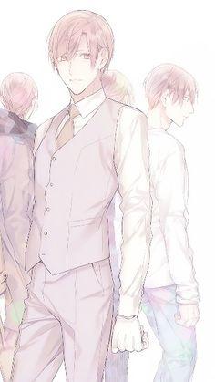 "Ten Count Rihito Takarai Illustrations Art Book ""Mirror"""